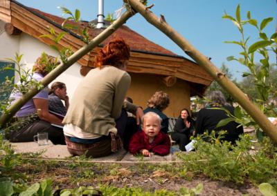 Permacultuur Paviljoen – Den Haag